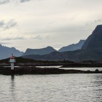 Северная Норвегия. Лофотенские острова. Путешествие в Тролльфьорд. :: Надежда Лаптева