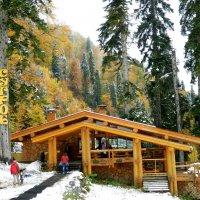 Кафе в горах! :: ирина