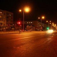 Город ночной :: Нэля Лысенко