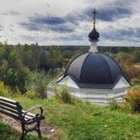Надколодезная часовня в Киржачском Свято-Благовещенском монастыре. :: Лара ***