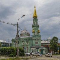 Мечеть в Перми :: Сергей Цветков
