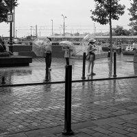 Кажется дождь начинается ... :: Лариса Корж