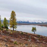 сентябрь на высокогорных озерах :: nataly-teplyakov