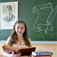 Так прощаются со школой. :: венера чуйкова