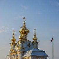 Церковь Петра и Павла :: Ольга