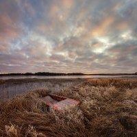 Осенний рассвет :: Татьяна Афиногенова