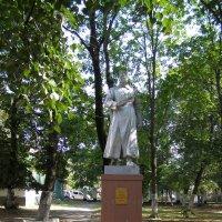 памятник Щорсу Н.А. :: Анна Воробьева