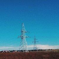 Высоковольтная скорбь... High voltage sorrow... :: Сергей Леонтьев