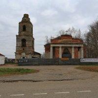 Церковь Фрола  и Лавра в с.Степурино :: ninell nikitina