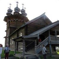 Церковь Покрова Пресвятой Богородицы :: Вера Щукина