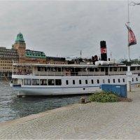 Стокгольм прогулочные кораблики :: Swetlana V