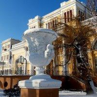 скоро будут белые пейзажи.. 2 :: Александр Прокудин
