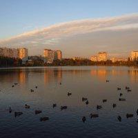 Как и обещал классик, октябрь уж наступил :: Андрей Лукьянов