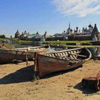Старые лодки :: Галина Новинская