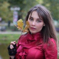 Наташа. :: Саша Бабаев