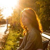 Сказочная осень и чудесная Виолетта. :: Ирина