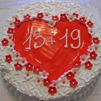 Именинный торт :: Светлана
