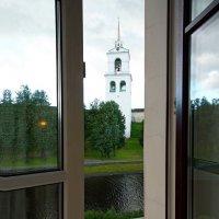 За окном гостиницы :: san05 -  Александр Савицкий