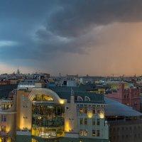 Небо над Москвой :: Александра