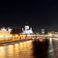 ночная Москва :: Kirill Maltsev