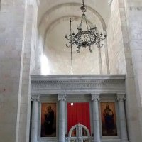 Интерьер Спасо-Преображенского собора в Переславле-Залесском :: Елена