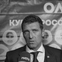 Массимо Каррера дает интервью :: Андрей Майоров