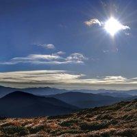 Вечер в горах :: Alis AN