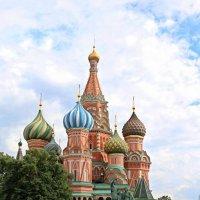 Собор Василия Блаженного :: Ольга