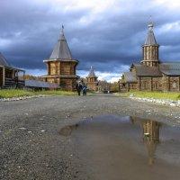 Самый северный в мире монастырь :: Георгий А