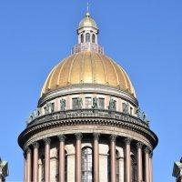 Санкт-Петербург..  Завершение  Исаакиевского  собора... :: Galina Leskova
