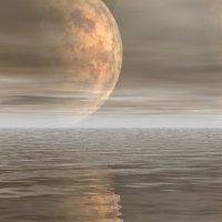 ***Слияние двух лун*** :: Юлия Z