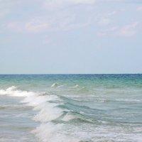 Средиземное море в октябре. :: ТаБу
