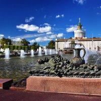 Сентябрь в Москве :: Oleg S