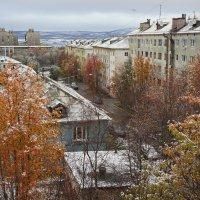 Первый снег.... :: Анна Приходько