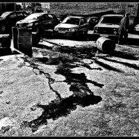 Катастрофа. :: павел Труханов