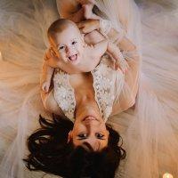 Мама и малыш :: Наталия Шестакова