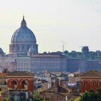 Ватикан на горизонте :: Natali Positive