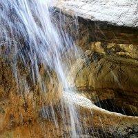 Салтинский подземный водопад. Дагестан. :: Елена Савчук