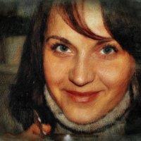 Art-портрет (рис.) :: Глeб ПЛATOB