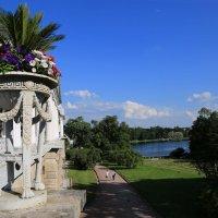 Висячий сад,Камеронова галерея :: ZNatasha -