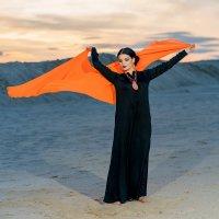 Танец на закате :: Павел Шрайбикус