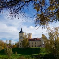 Крепость БИП в Павловске :: Елена