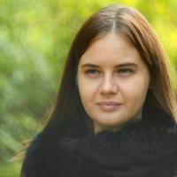 Ирина.Объектив HELIOS-44-2 58 mm f/ 2 ММЗ 1976г. :: Виталий Виницкий