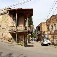Улицы старого Тбилиси :: Виктор Калабухов