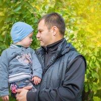 Отец и сын :: Олеся Енина