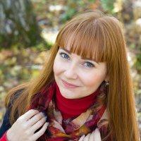 осенний портрет :: Ольга Горюнова