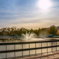 фонтан в городе :: Ольга (Кошкотень) Медведева