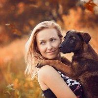 С мамой :: Наталья Мячикова