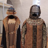 Древние наряды :: Ната57 Наталья Мамедова