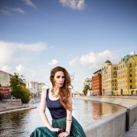 Streetstyle :: Дарья Панфилова